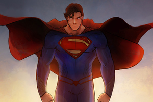 Superman Arts