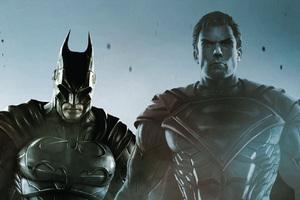 Superman Batman Injustice God Among Us