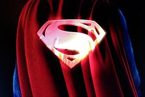 Superman Cape Logo