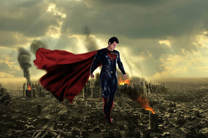 Superman Chaos 2020 Wallpaper
