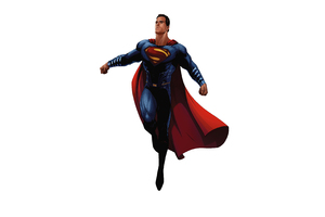 Superman Dc Comic Artwork