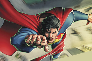 Superman Dc Comics HD