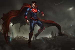 Superman Dc Comics Hero