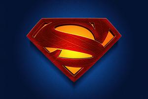 Superman Emblem Wallpaper