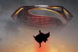 Superman Eternals Poster Wallpaper