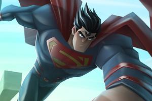 Superman Fan Art New