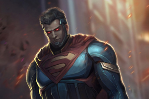 Superman Fanart Wallpaper
