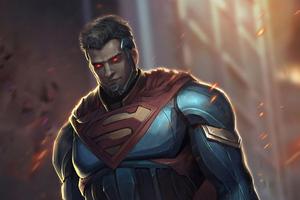 Superman Fanart