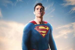 Superman Fictional Superhero 4k