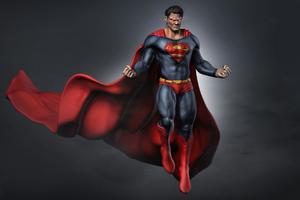 Superman Flying Cape 2020