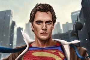 Superman Henry Cavill 2020 New 4k Wallpaper