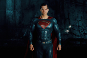 Superman Henry Cavill 4k