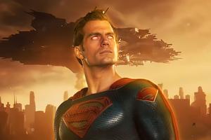 Superman Henry Cavill 5k Wallpaper
