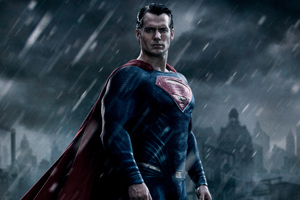 Superman Henry Cavill In Man Of Steel Wallpaper