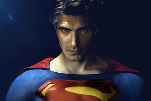 Superman Infinite Earths 4k Wallpaper