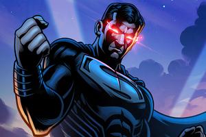 Superman Justice League Snyder Cut Edition 5k Wallpaper
