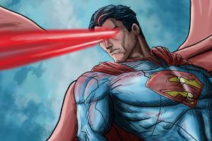 Superman Latest Art