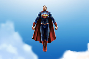 Superman Latest New Art