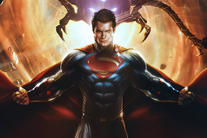 Superman Man Of Steel Tomorrow 2020 Wallpaper