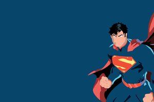 Superman Minimalism
