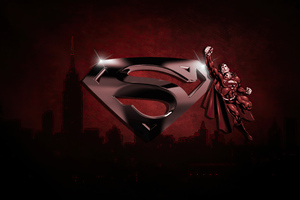 Superman Of The City 4k Wallpaper