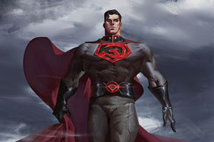 Superman Red Son 2020 4k Wallpaper