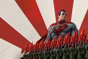 Superman Red Son 2020 Wallpaper
