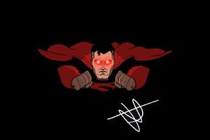 Superman Timelapse Wallpaper