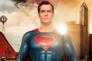 Superman Trinity Wallpaper
