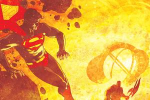 Superman Vs Rogol Zaar