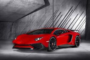 Supervelove Lamborghini Aventador Wallpaper