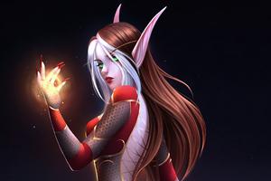 Sura Shattersun Warcraft Wallpaper