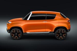 Suzuki Concept Future S 2018 Wallpaper