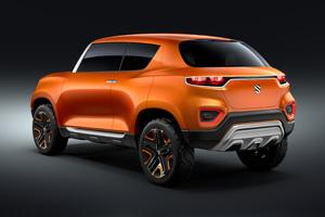 Suzuki Concept Future S 2018 Rear
