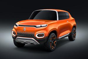 Suzuki Concept Future S Wallpaper