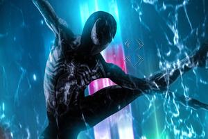 Symbiote Spider Man Wallpaper