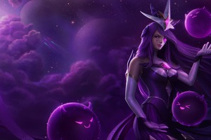 Syndra League Of Legends 4k