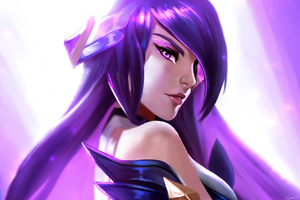 Syndra League Of Legends Artwork 4k Wallpaper