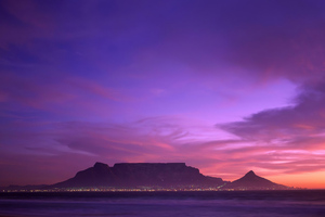 Table Mountain South Africa Wallpaper