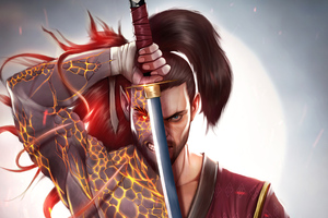 Takashi Ninja Warrior Wallpaper