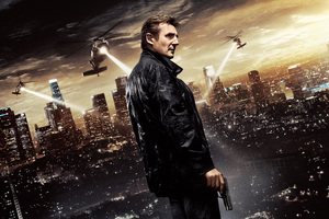 Taken 3 Movie Banner 8k Wallpaper