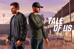 Tale Of Us GTA V Dlc 4k 2018