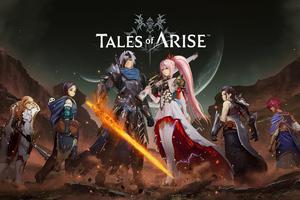 Tales Of Arise 2021 Wallpaper