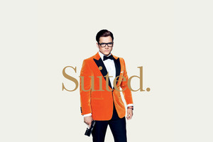 Taron Egerton As Gary Eggsy Unwin Kingsman The Golden Circle