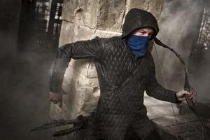 Taron Egerton As Robin Hood 5k Wallpaper