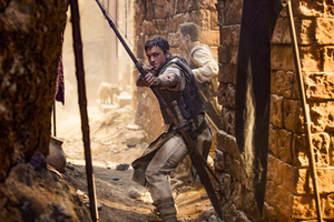 Taron Egerton In Robin Hood 2018