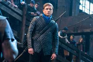 Taron Egerton In Robin Hood Movie
