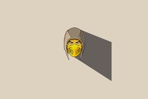 Taskmaster X Mortal Kombat 11 Wallpaper