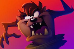 Tasmanian Devil Space Jam A New Legacy 8k Wallpaper
