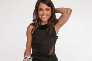 Tatiana Maslany Smiling